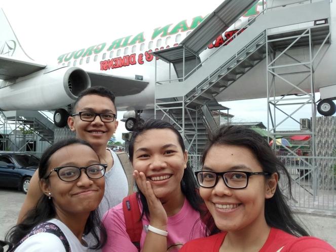 Kolam pancingan 100 Janti Klaten Jawa Tengah